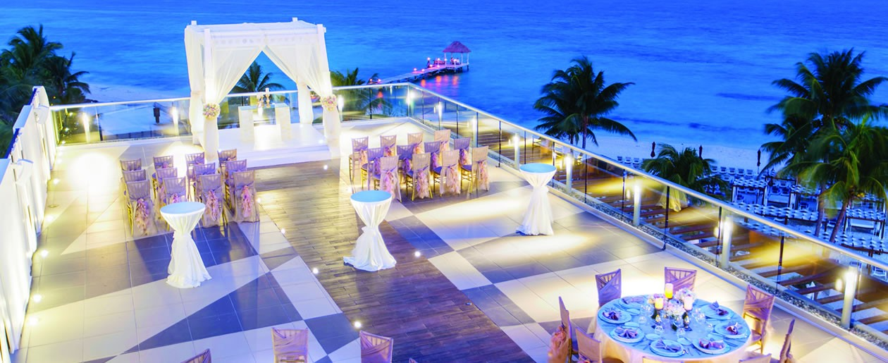 Hotel Wedding Packages Mexico Mini Bridal