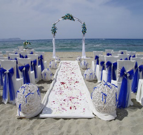 Ipsi Beach Wedding