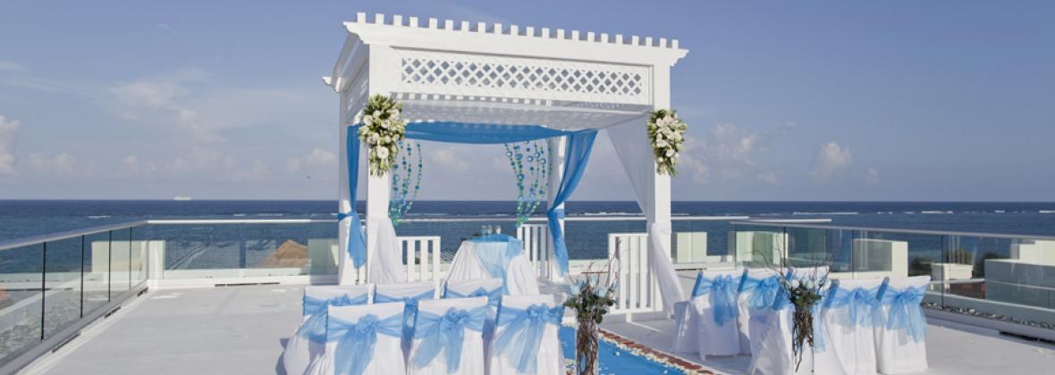 Weddings In Azul Beach