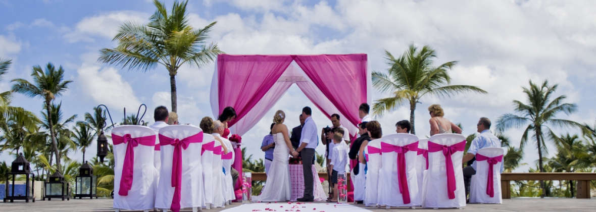 Weddings At Barcelo Bavara Palace Deluxe