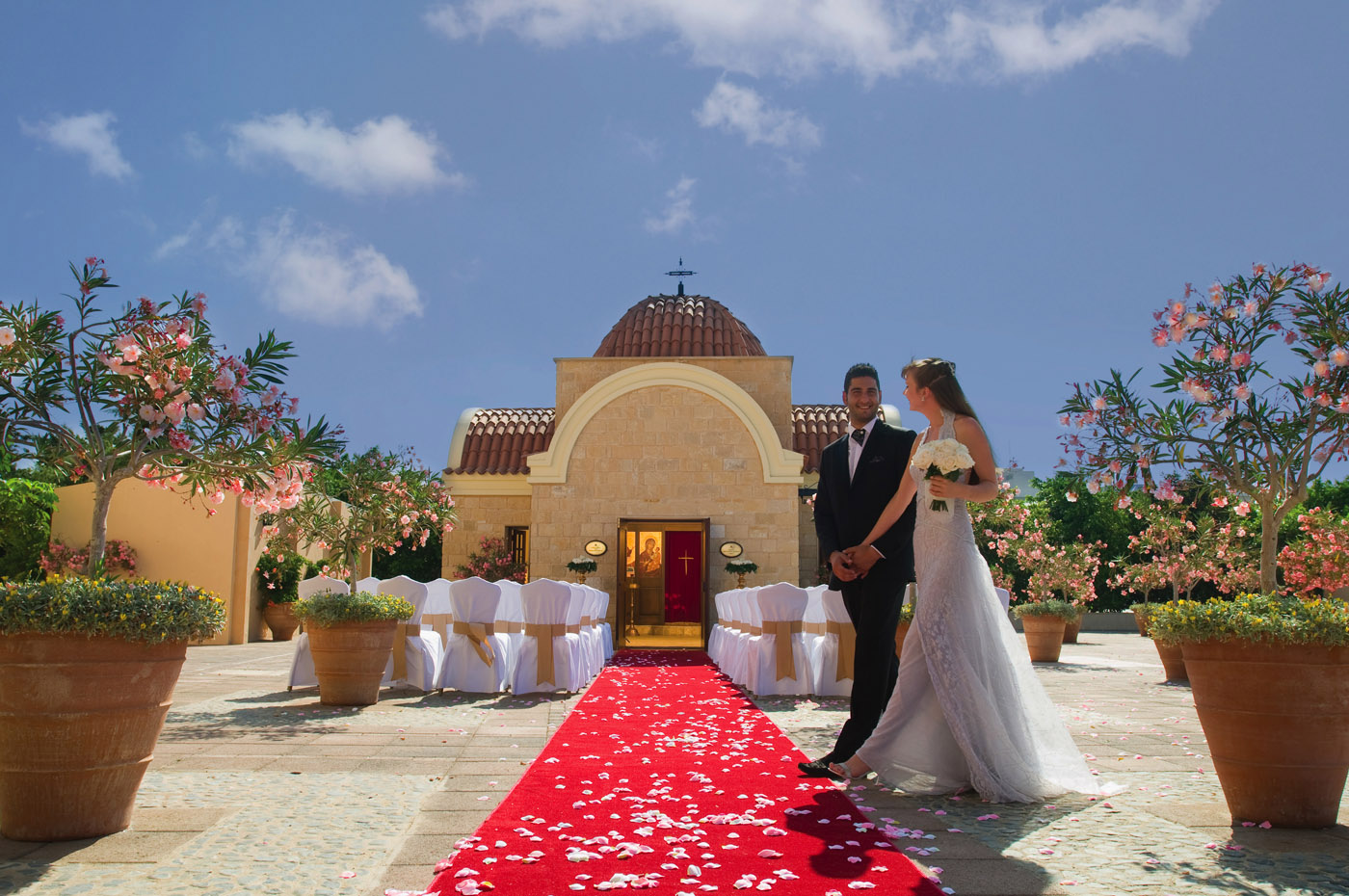 Weddings At The Elysium Wedding Packages Abroad In Cyprus