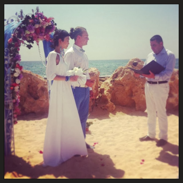 Perfect Weddings Abroad: Weddings Abroad At The Poseidon Beach In Cyprus