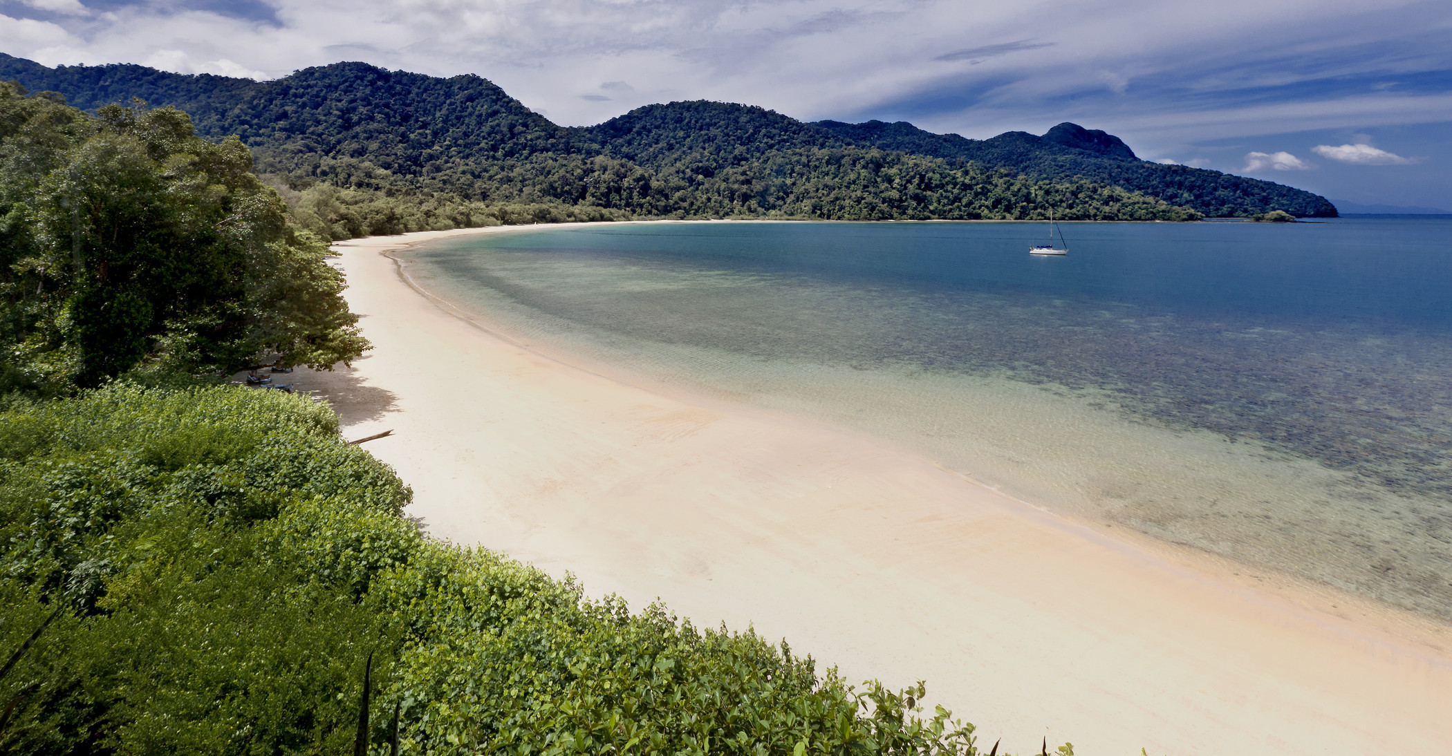 Langkawi The Idyllic Island: The Andaman Weddings From