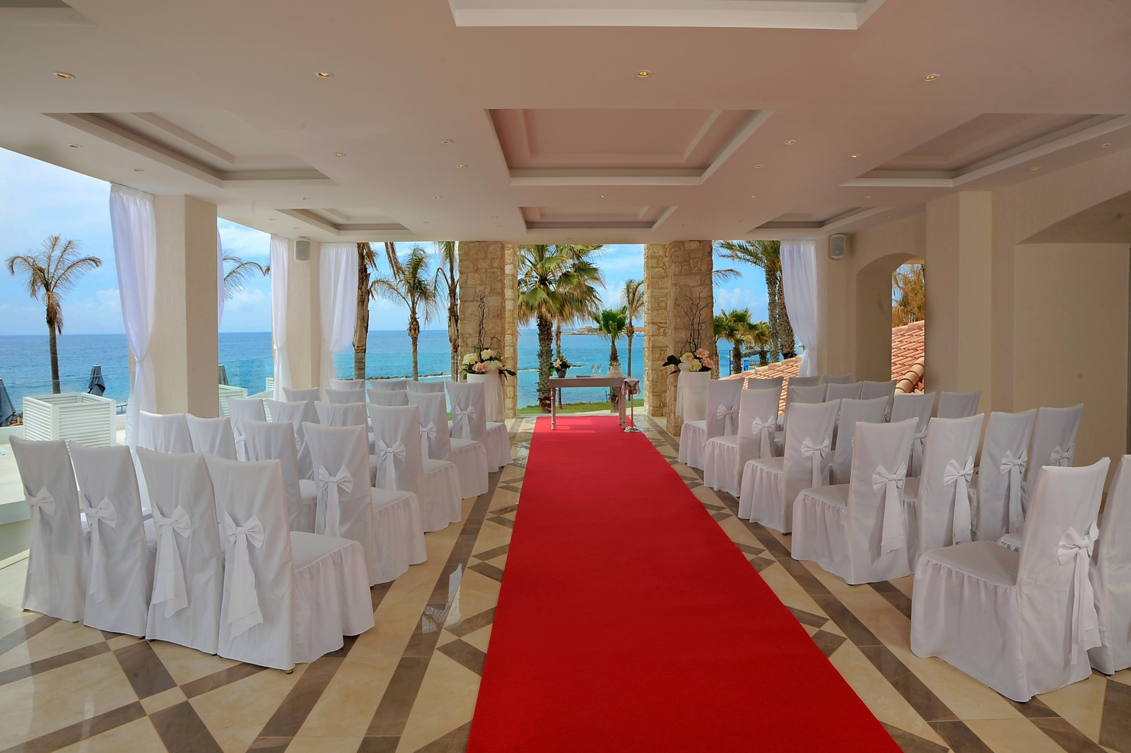 Getting married abroad at the alexander the great in cyprus for Great accommodation