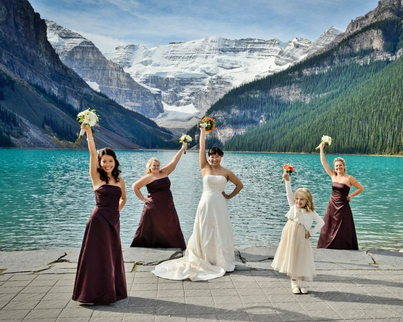 Weddings At Banff Banff Weddings From Perfect Weddings Abroad