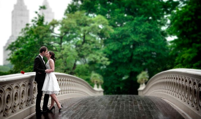 Weddings At Bow Bridge Bow Bridge Weddings From Perfect