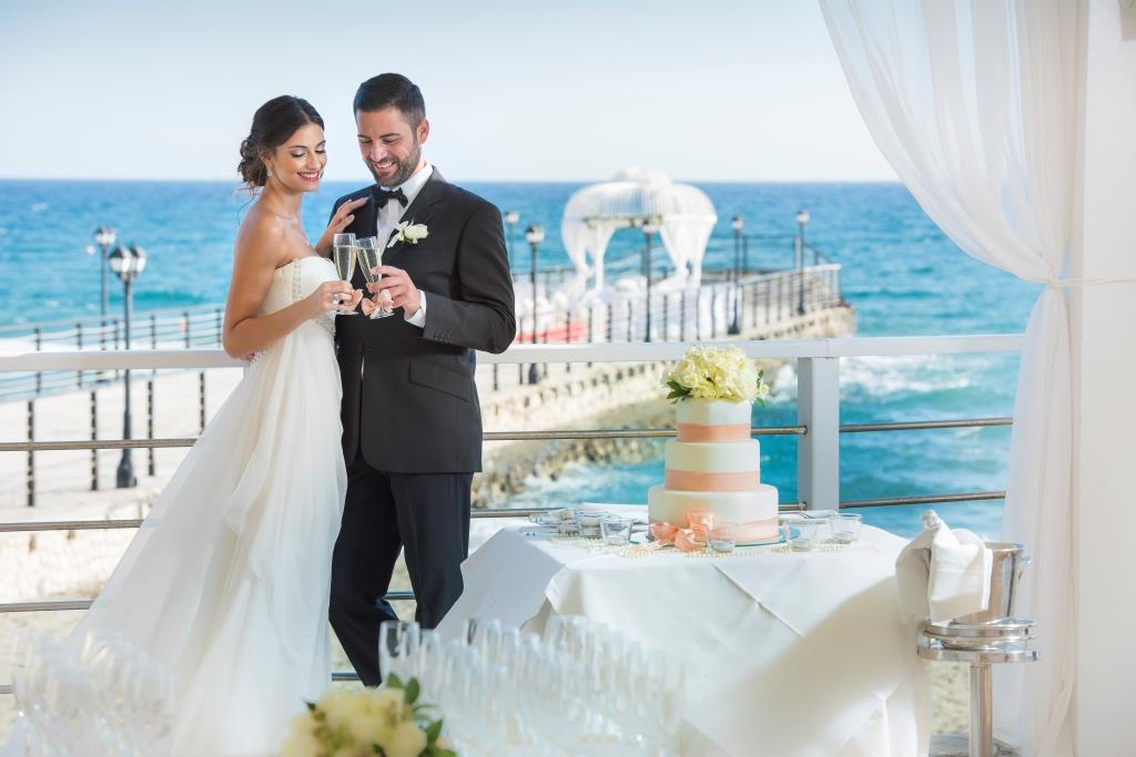 Weddings In Europe At The Elias Beach In Cyprus