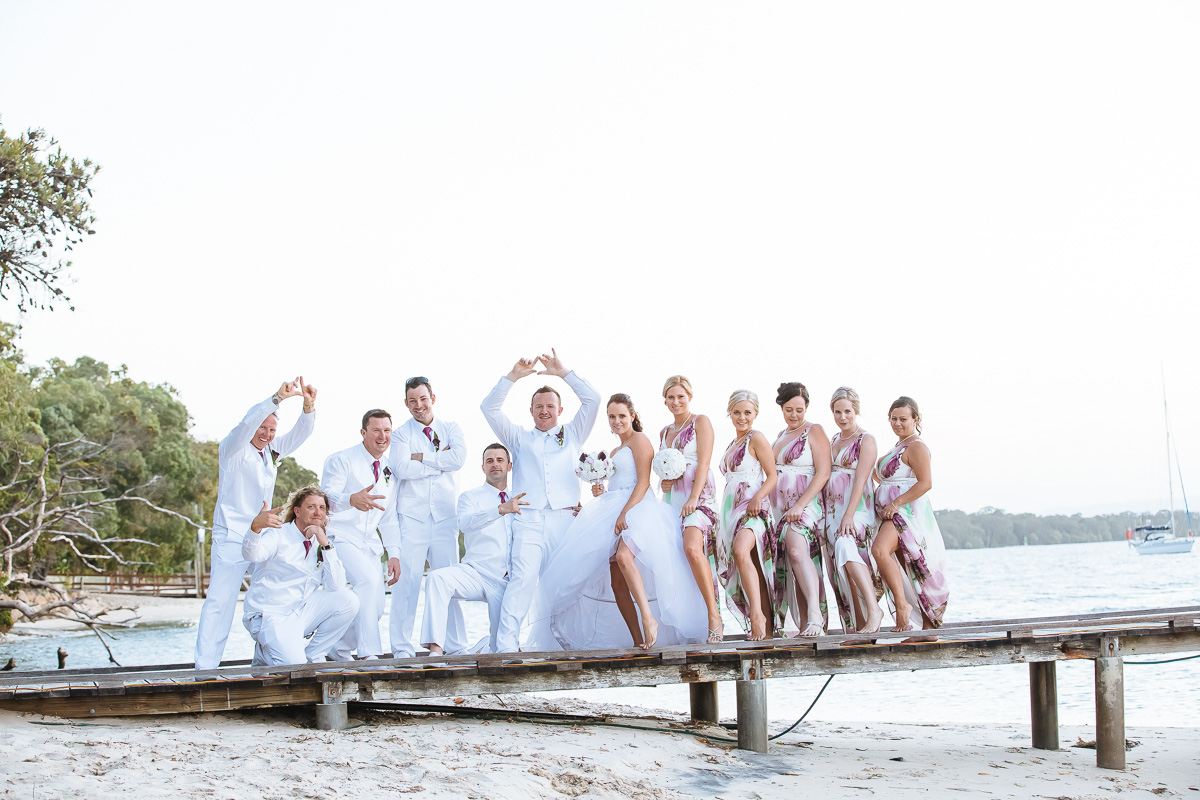Weddings At Gold Coast Beach Wedding