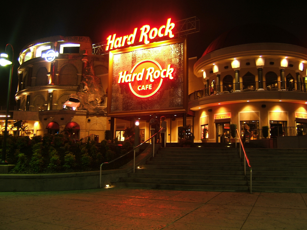 Hard Rock Cafe Reservations Las Vegas