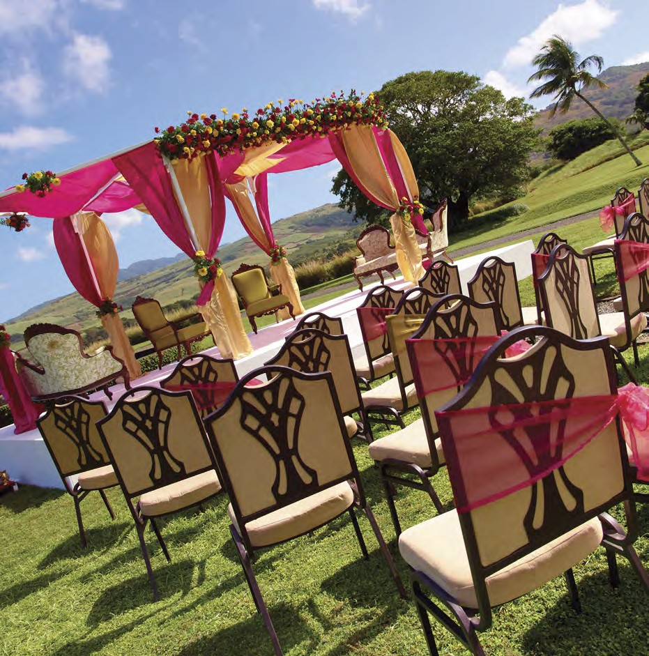 Perfect Weddings Abroad: Chateau De Bel Ombre Weddings Abroad In Mauritius