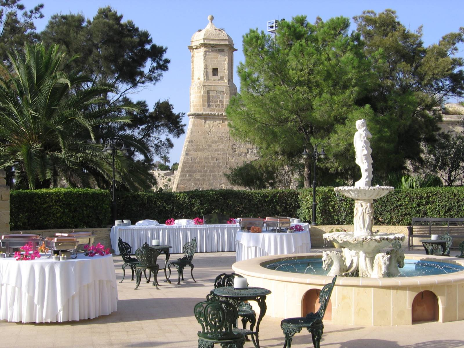 Hotel Phoenicia Weddings Get Married At The Hotel