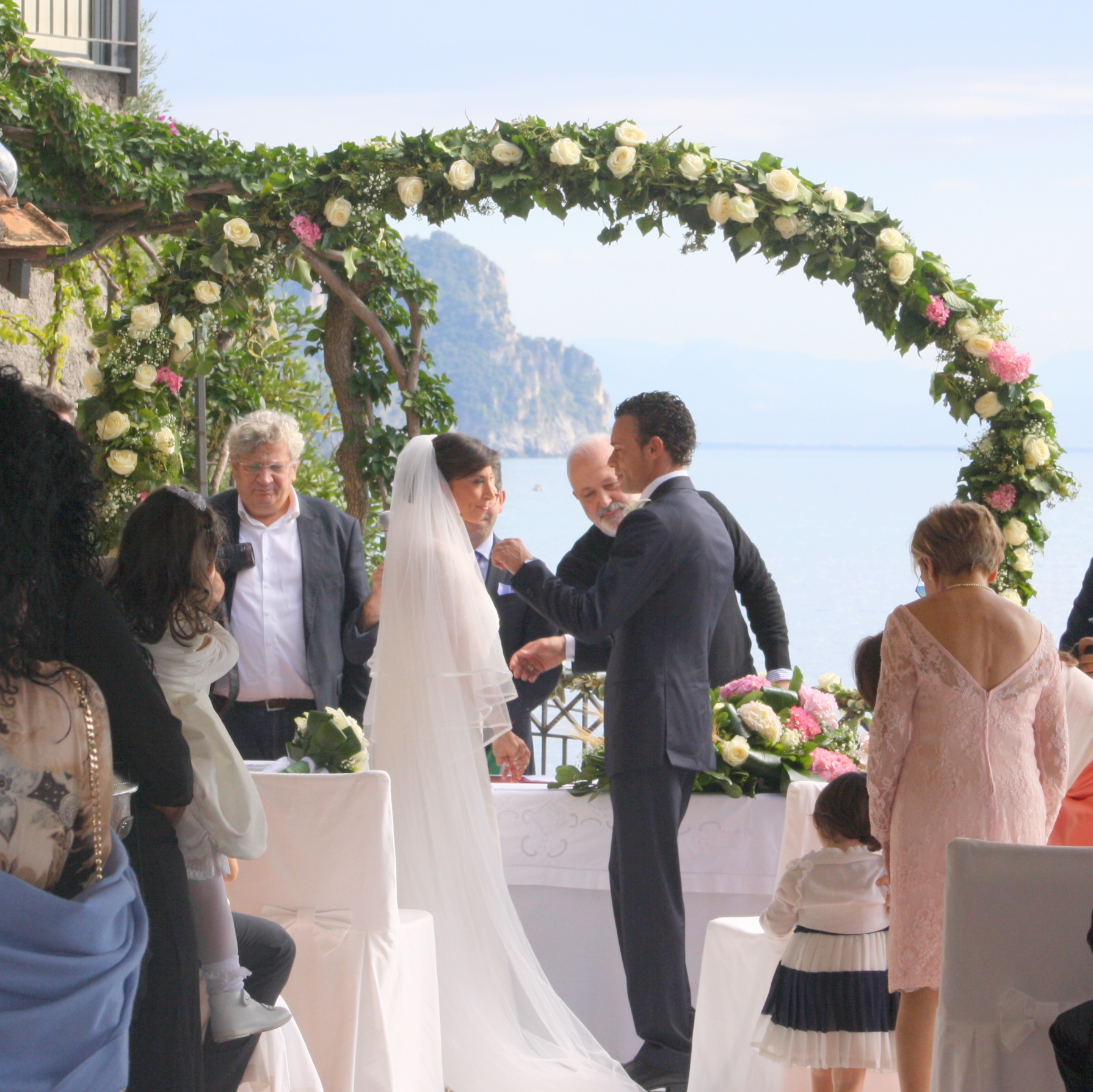 Perfect Weddings Abroad: Weddings At BEST WESTERN Hotel Marmorata Ravello