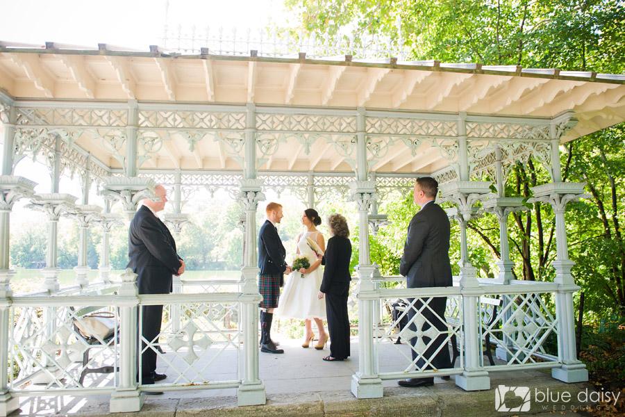 Weddings at ladies pavilion ladies pavilion weddings for Small wedding venue nyc