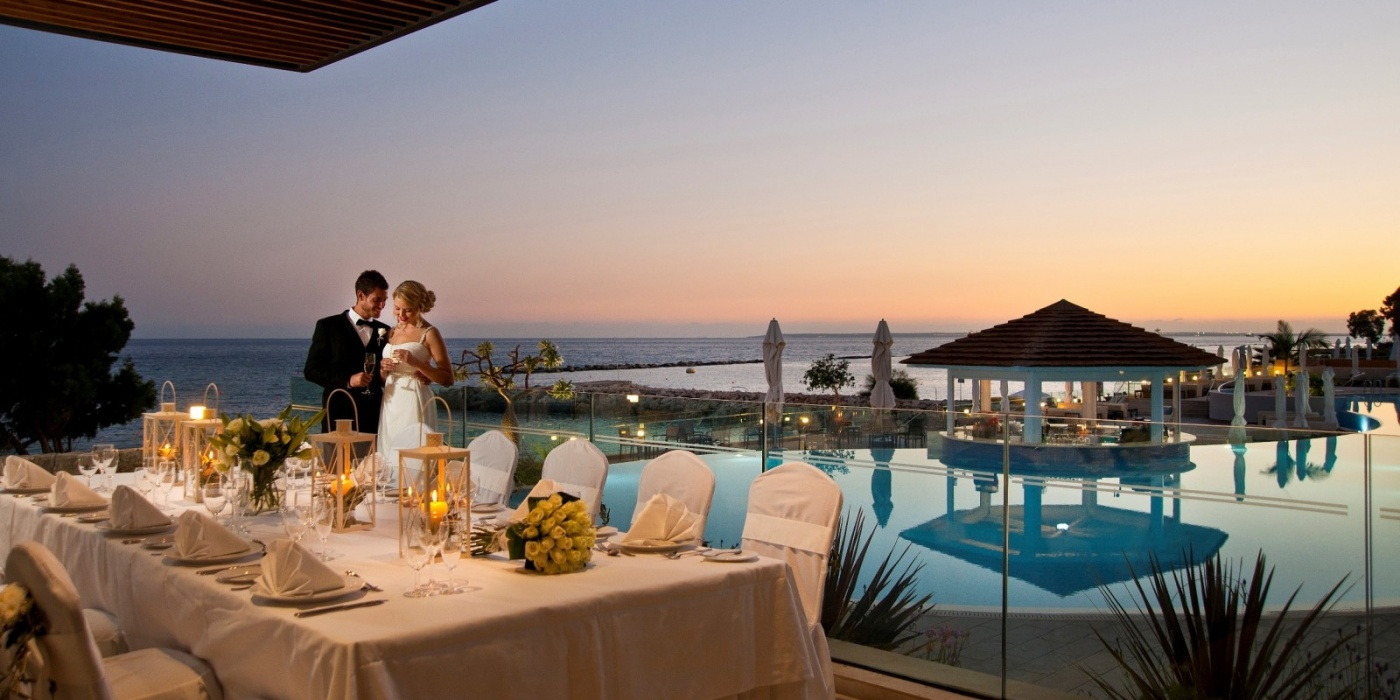 Getting Married Abroad At The Royal Apollonia In Cyprus
