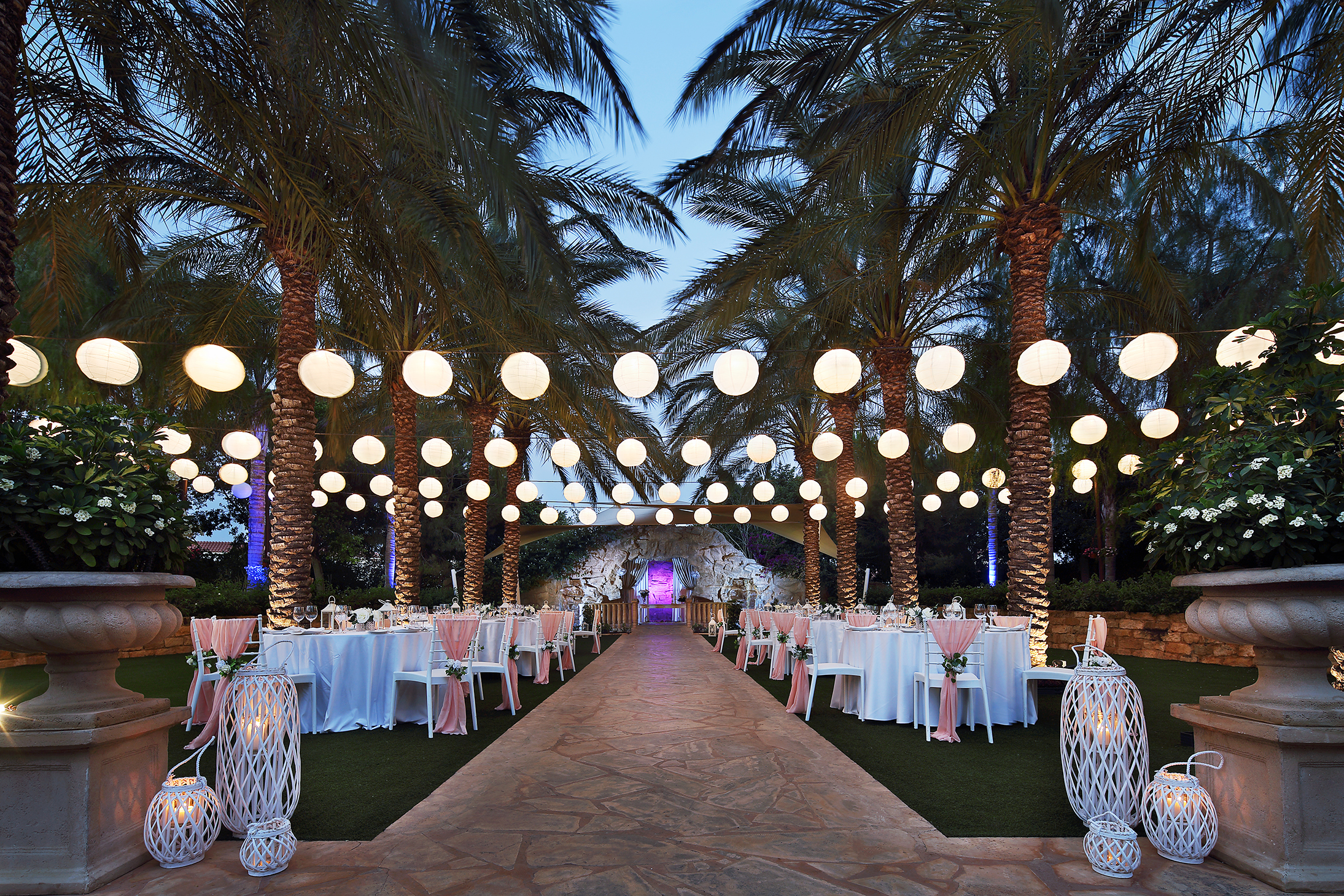 Wedding Abroad At The Olympic Lagoon In Cyprus