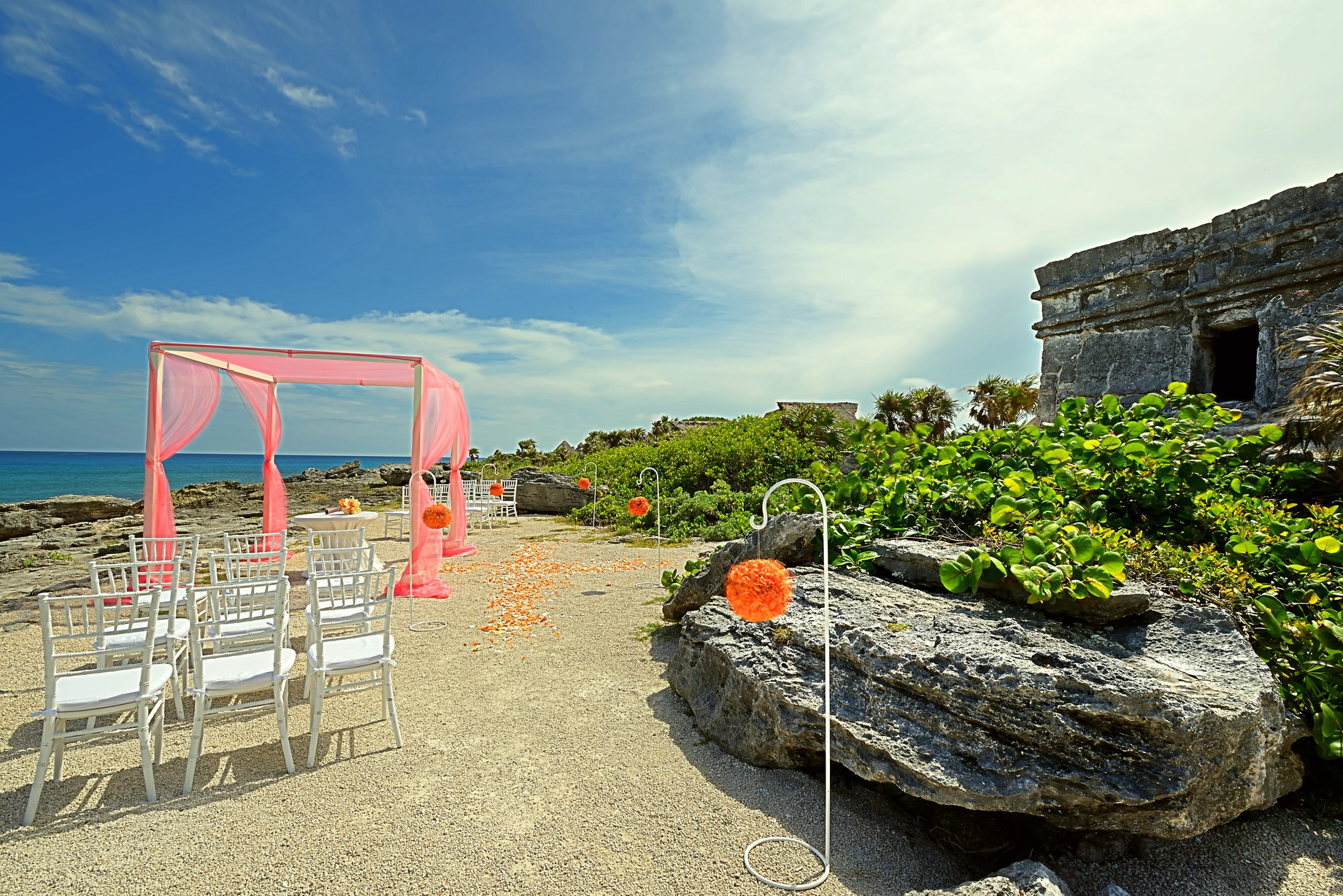 Weddings In Occidental Grand Xcaret Occidental Grand