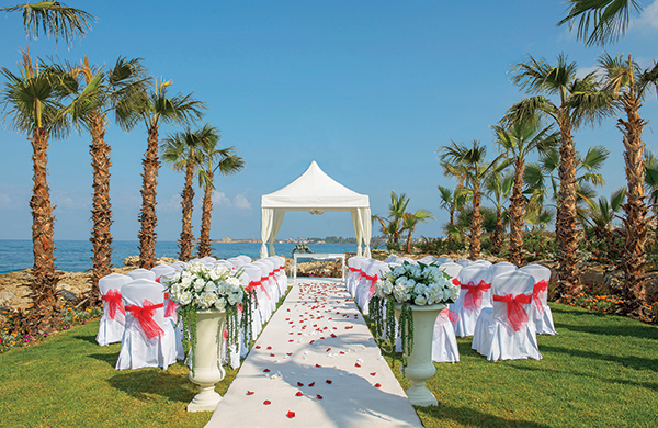 Weddings At The Olympic Lagoon In Cyprus Get Married Abroad