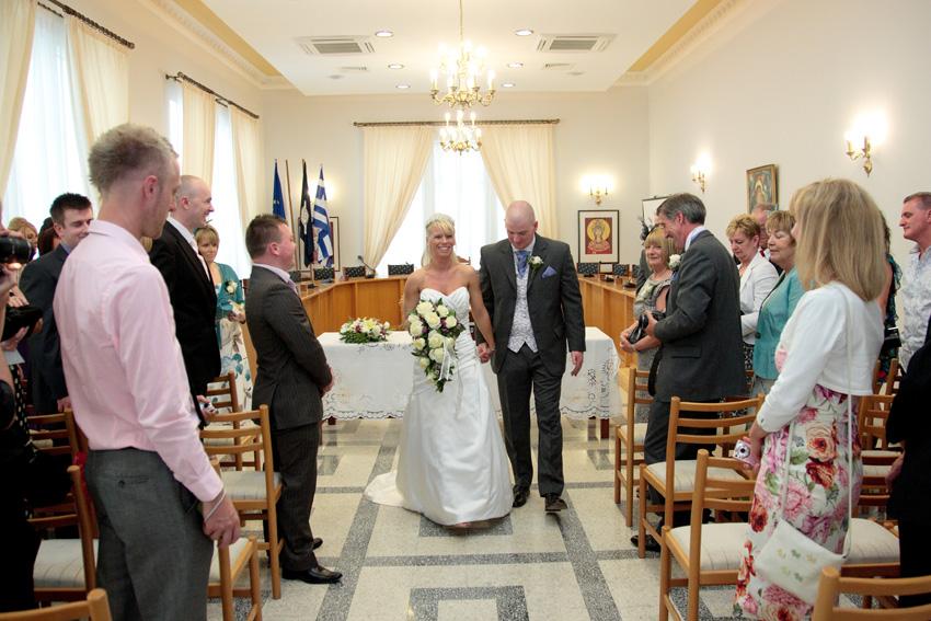Weddings In Paphos Town Hall Paphos Town Hall Weddings