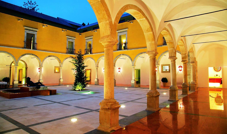 Weddings Abroad In Europe At Pousada De Tavira In Portugal