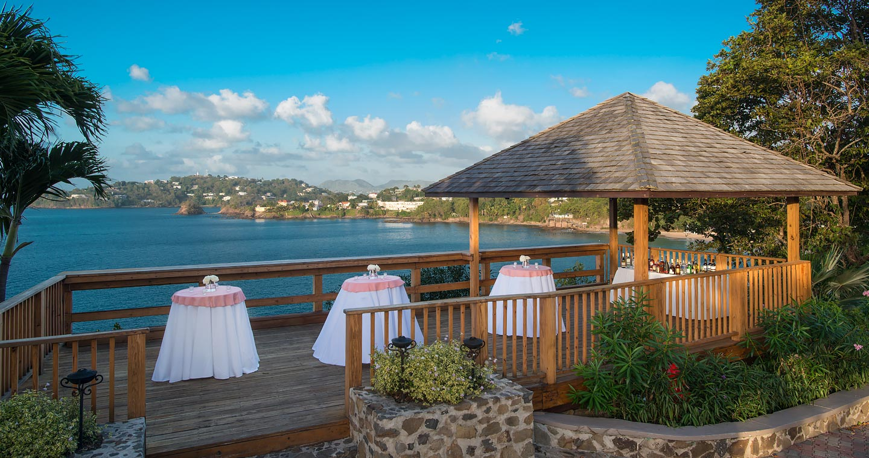 Weddings Abroad At Sandals Regency La Toc