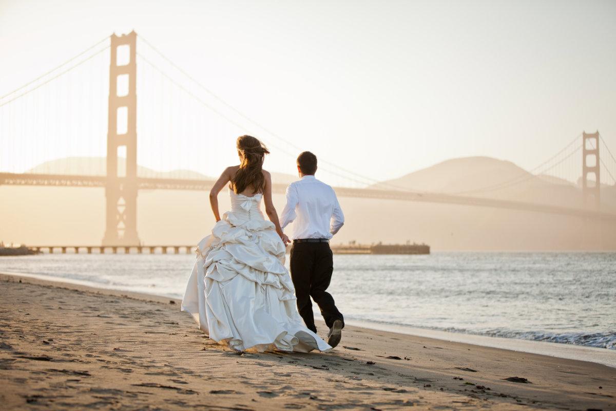 Weddings at san francisco san francisco weddings from for San francisco wedding photography