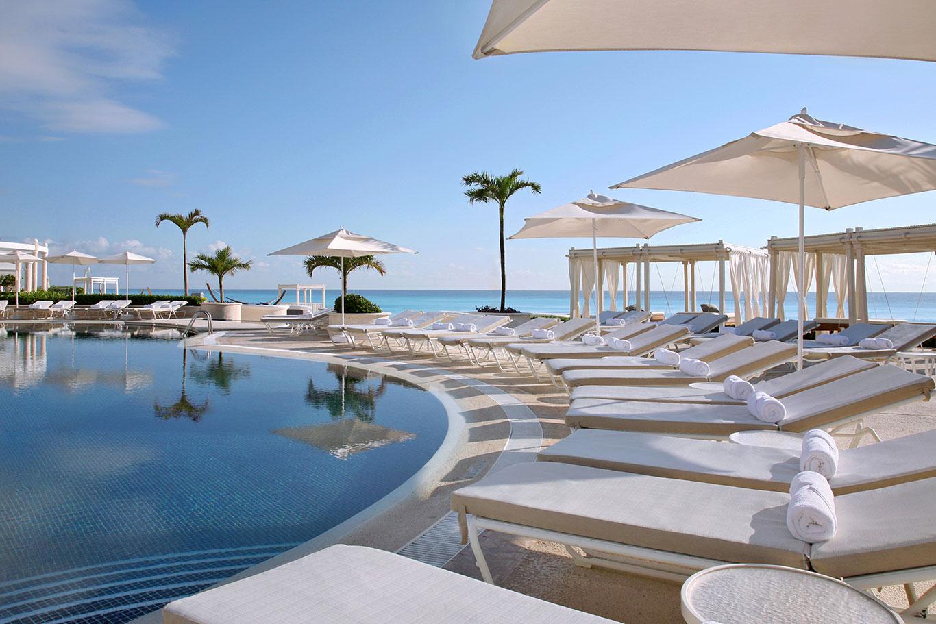 Sandos cancun luxury experience resort cancun mexico