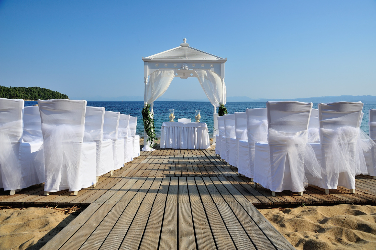 Beach Wedding Packages Europe