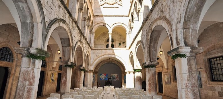 Weddings At Sponza Palace Sponza Palace Weddings From Perfect Weddings Abroad