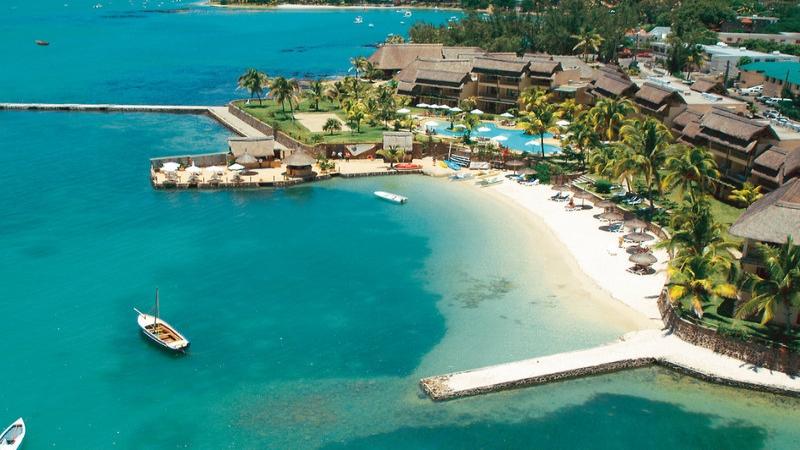 Veranda Paul Virginie Hotel Spa Mauritius Grand Gaube