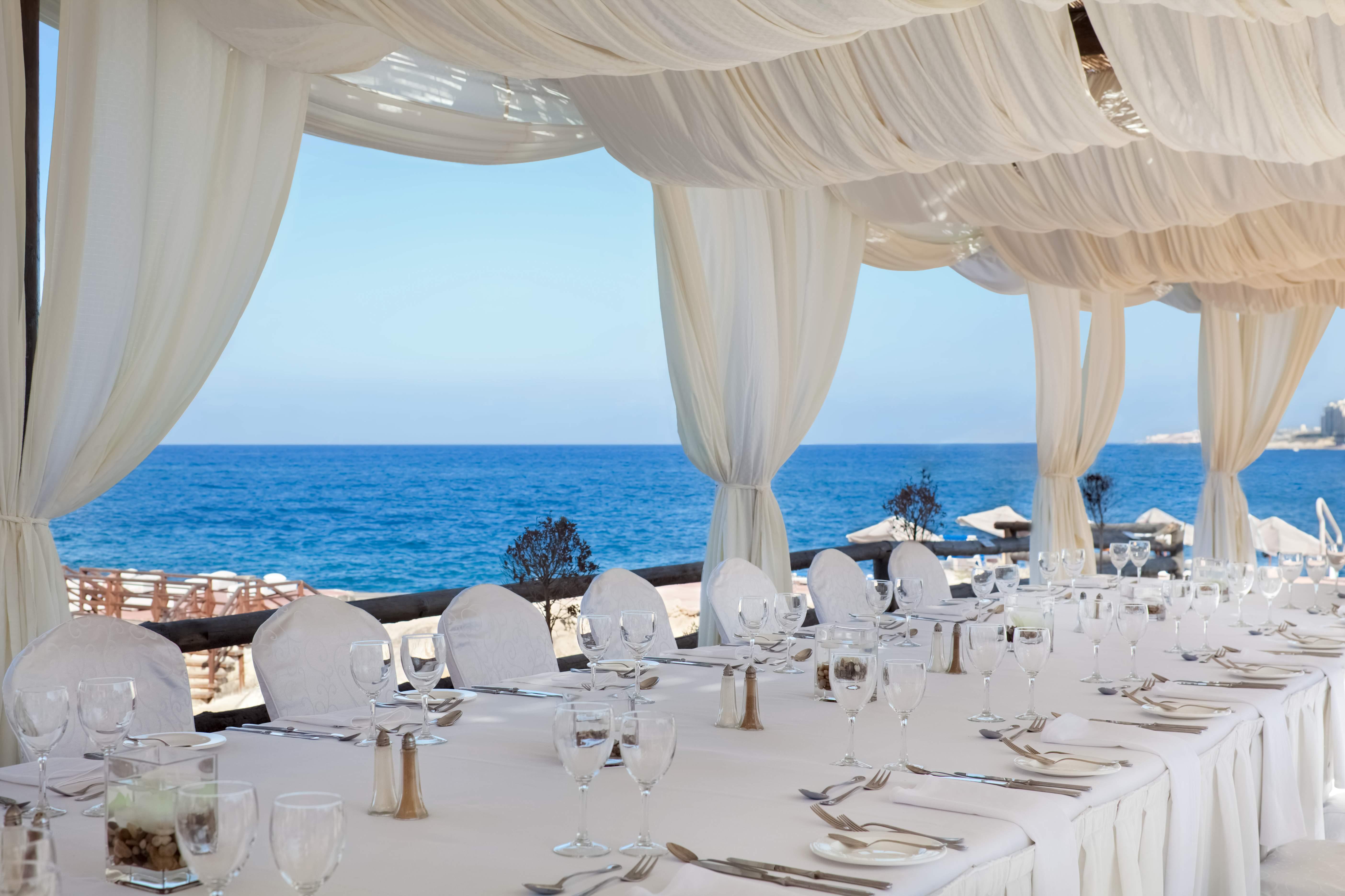Weddings At Westin Dragonara Getting Married Abroad At