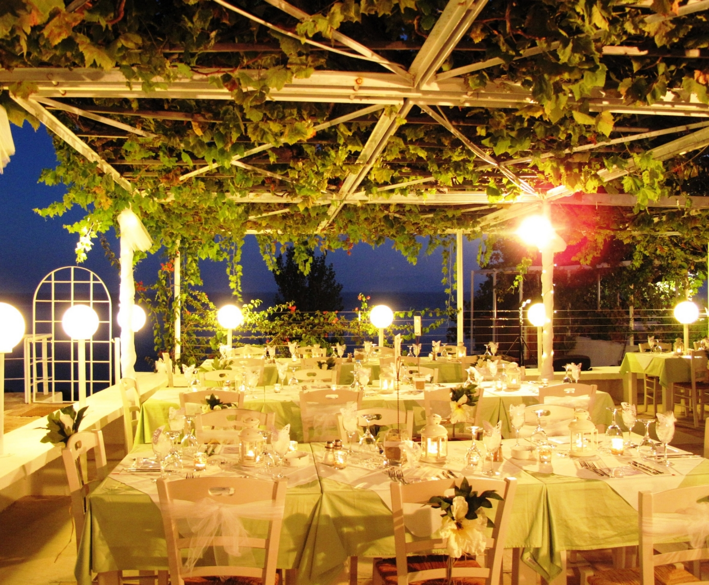 weddings at atrium skiathos in greece wedding packages