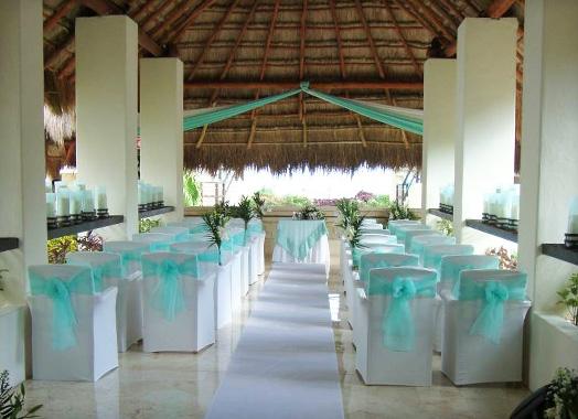 Azul Beach Resort Riviera Maya Weddings Abroad In Mexico