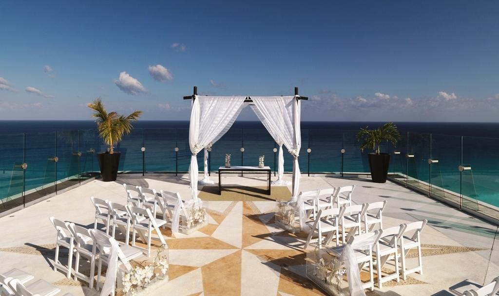 Weddings In Beach Palace Beach Palace Weddings From