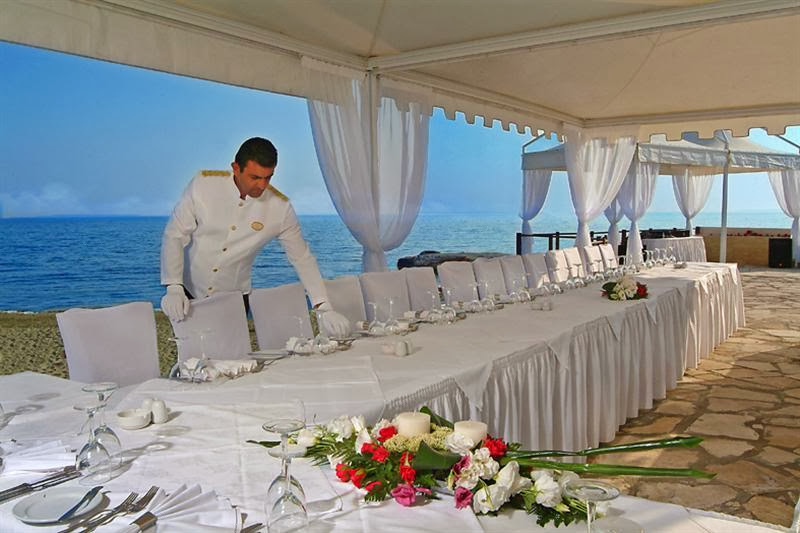 Weddings in Europe at the Elias Beach in Cyprus - Europe