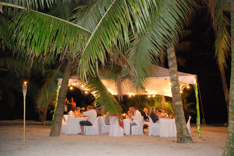 One Foot Island Aitutaki Cook Islands Perfect Weddings