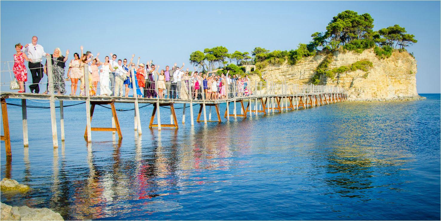 Weddings At Cameo Island Wedding With Koukla Reception In