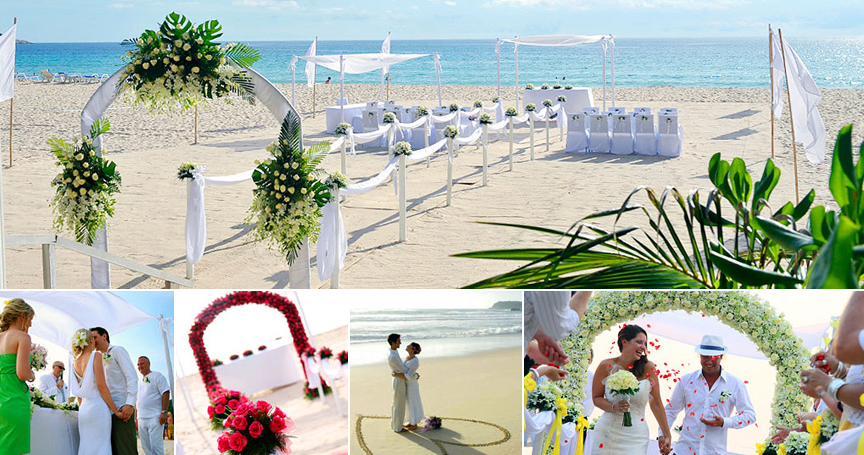 weddings in katathani phuket beach resort � katathani