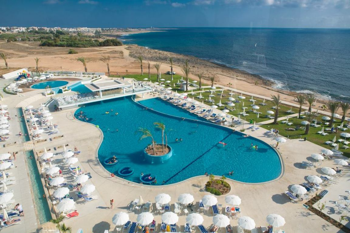 King evelthon beach hotel and resort weddings in cyprus