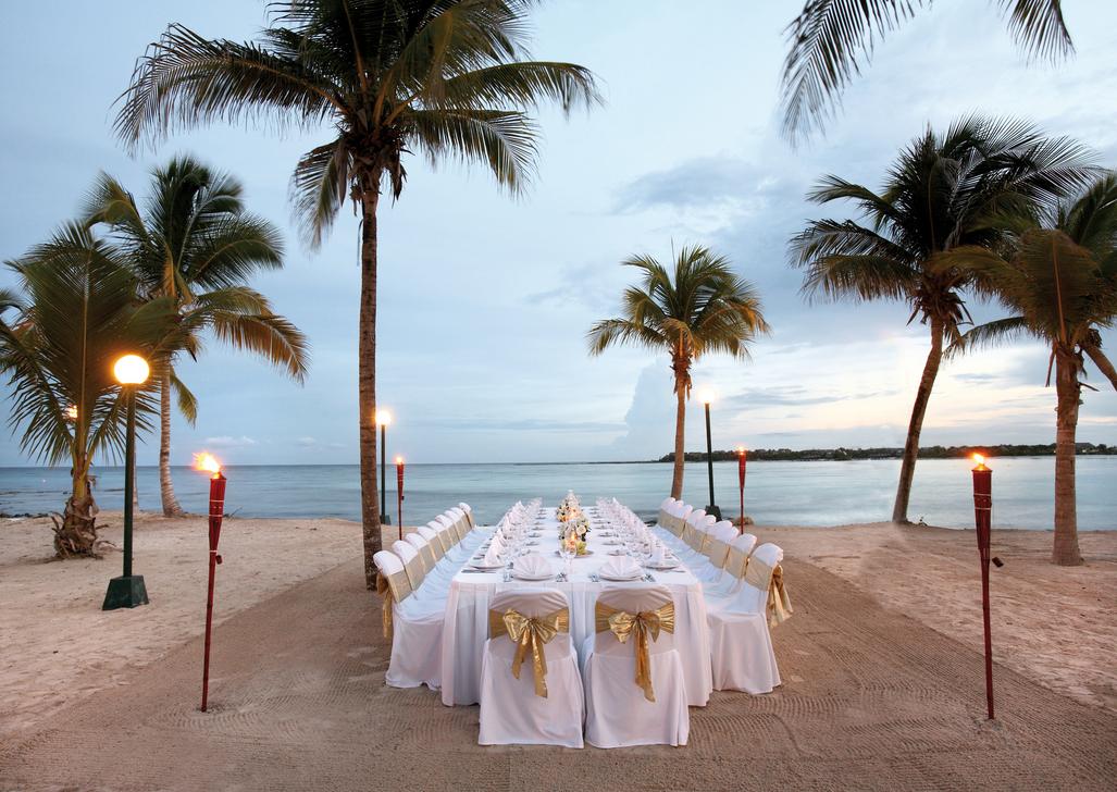Weddings In Barcelo Maya Beach Resort Barcelo Maya Beach Resort Weddings From Perfect Weddings