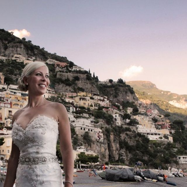 Perfect Weddings Abroad: Weddings At Positano Town Hall